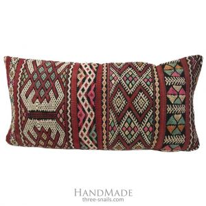Large moroccan pillow case