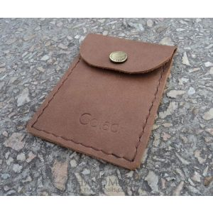"Leather cardholder ""Elite"""
