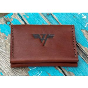 "Leather Cardholder ""Rich"""