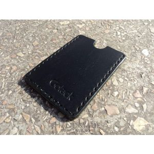 "Leather cardholder ""Tar"""