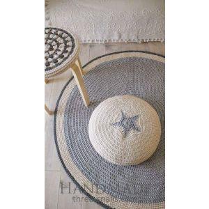 Livingroom round rug