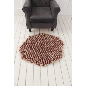 "Long rug ""Sweet Home"""