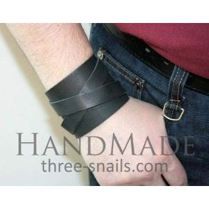 "Mens cuff bracelets ""Force"""