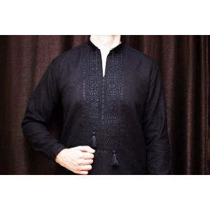 Mens embroidered shirt (vyshyvanka)