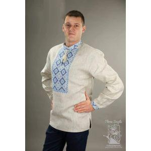 """Mens linen shirt """"Cossack"""""""