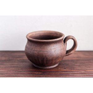 "Milk pottery cup ""Ethnic"""