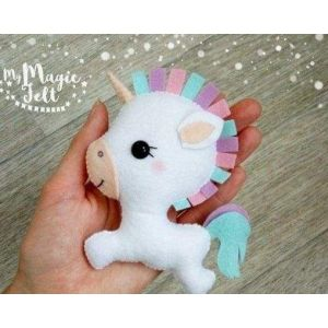 Mini Magic Unicorn Toy