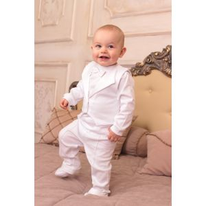 "Baby boy suit ""Bow-tie"""