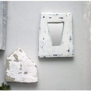 "Mirror decor ""White home"""