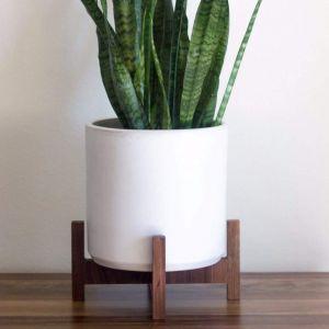 Modern Planter Stand