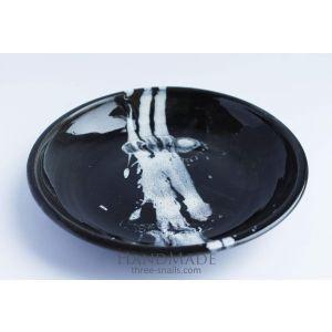 "Modern pottery ""Foam splashes"""