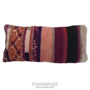 Moroccan pillow lilac