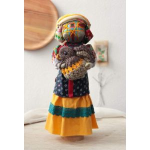 "Motanka doll ""Sun Energy"""