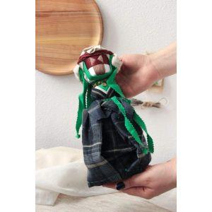"""Motanka doll talisman """"Ukrainian Panna"""""""