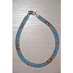 """Necklace for women """"Blue sky"""""""