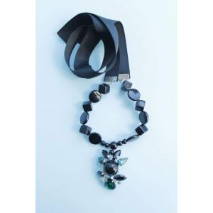 """Necklace for women """"Night blues"""""""