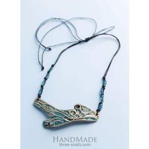 """Necklaces """"Branch"""""""