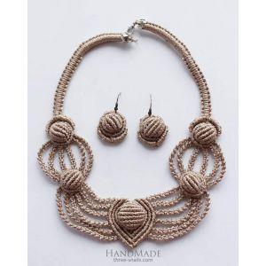 "Necklaces fashion design ""Laura"""