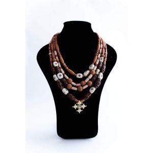 """Necklaces for women """"Bereginya"""""""