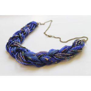 "Necklaces for women ""Blue sky"""