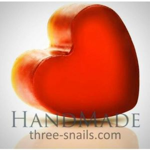 Organic Natural Soap «Hearted»