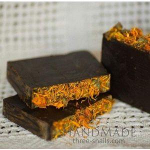 "Organic soap ""Birch miracle"""