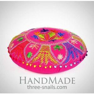 Ottoman pillow cover