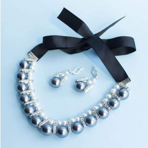 "Pearl jewelry sets ""Kamila"""