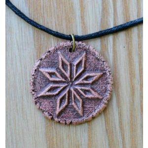 "Pendant Amulet ""Alatyr"""