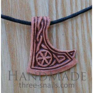 "Pendant Amulet ""Axe of Perun"""