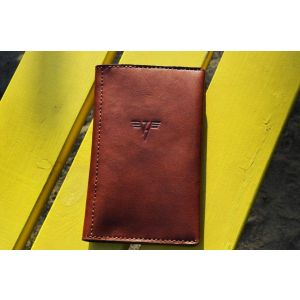 "Phone case wallet ""Eagle Star"""