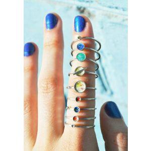 """Planet rings """"Galaxy"""""""