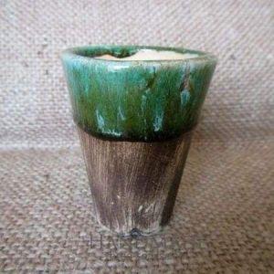 "Pot for succulents or cactus  ""Sea wave"""