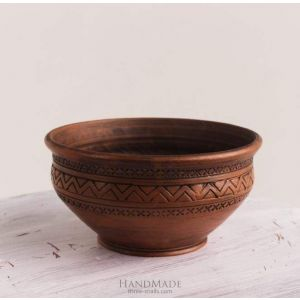 "Pottery bowl  ""Сircle"""