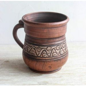 "Pottery mugs ""Mug of the winner"""