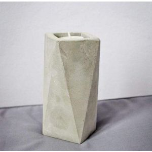 """Small candle holder """"Loft style"""""""