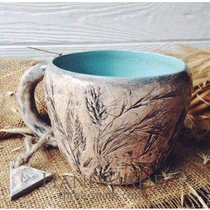 "Сoffee mug""Spikelet"""