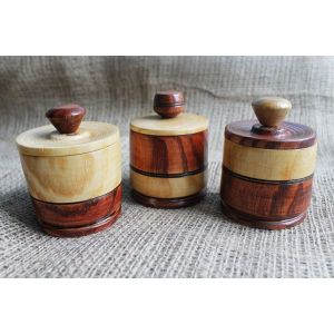 "Spice containers set ""Kitchen harmony"""