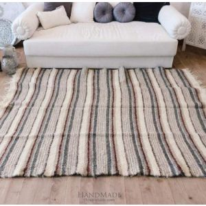 "Square rug for living room ""Casual"""