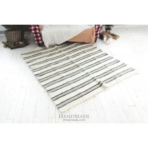 "Striped rug ""Stripes rhythm"""