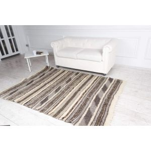 "Stripes wool carpet ""Modern"""