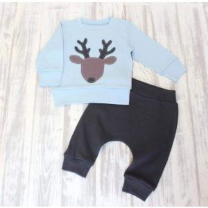"Suits for babies ""Buck Nick"""