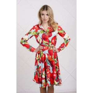 "Summer dresses for ladies ""Apple jam"""