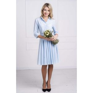 "Сute dresses ""Blue lake"""