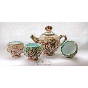 "Tea set ""Many years ago"""