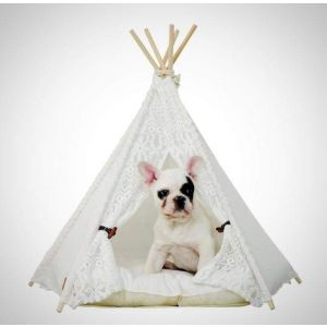 "Teepee tent for pets ""Star sky"""