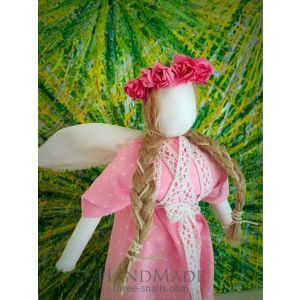 "Traditional motanka doll ""Guardian angel"""
