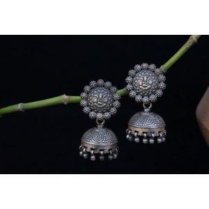 Tribal earrings bells