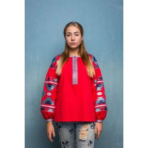 "Ukrainian clothing ""Mexican patterns"""