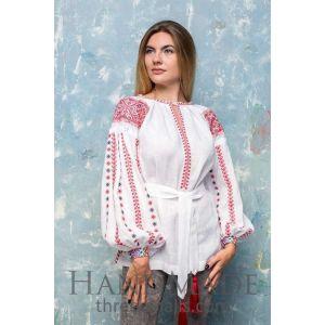 "Ukrainian embroidered shirt""Rose"""